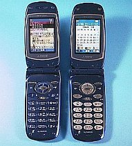 我楽多苑 携帯(電話モドキ)