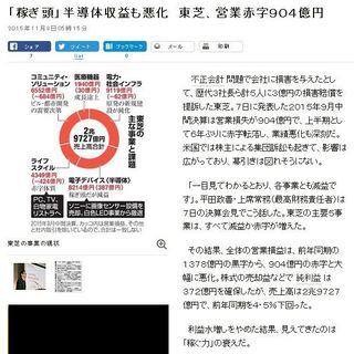 朝日新聞デジタル (2015年11月8日) width=